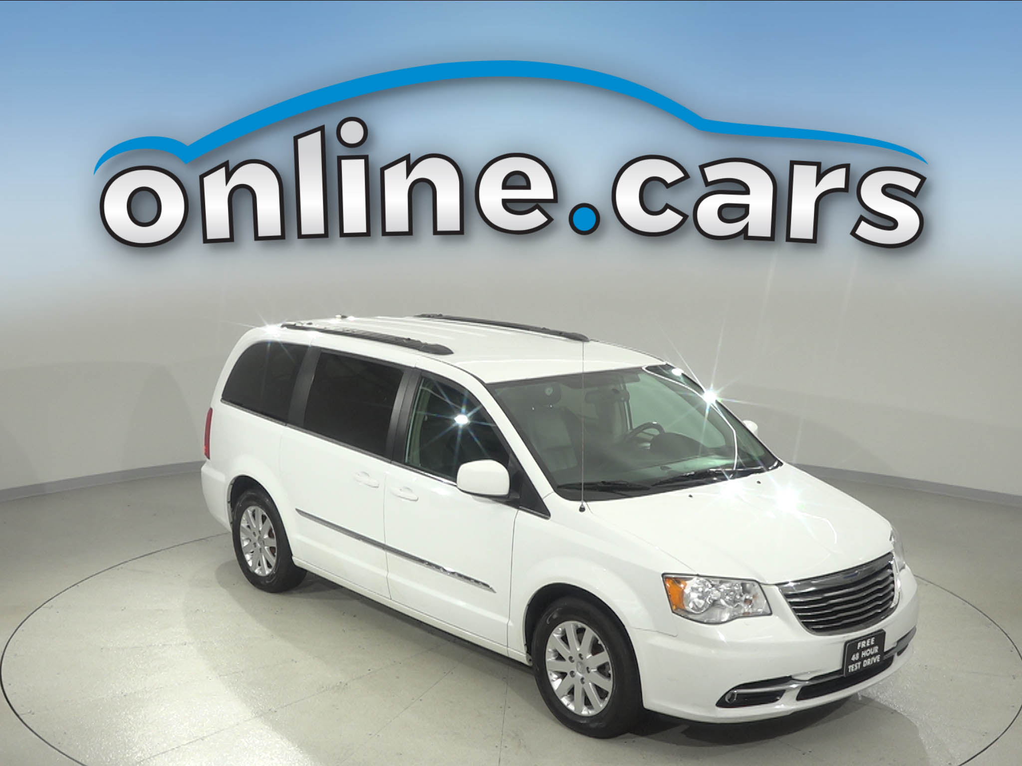 Pre Owned 2015 Chrysler Town Country Touring 4d Passenger Van In